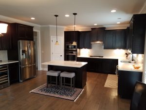 Finished Kitchens – Professional Cabinetry Installations, Inc.